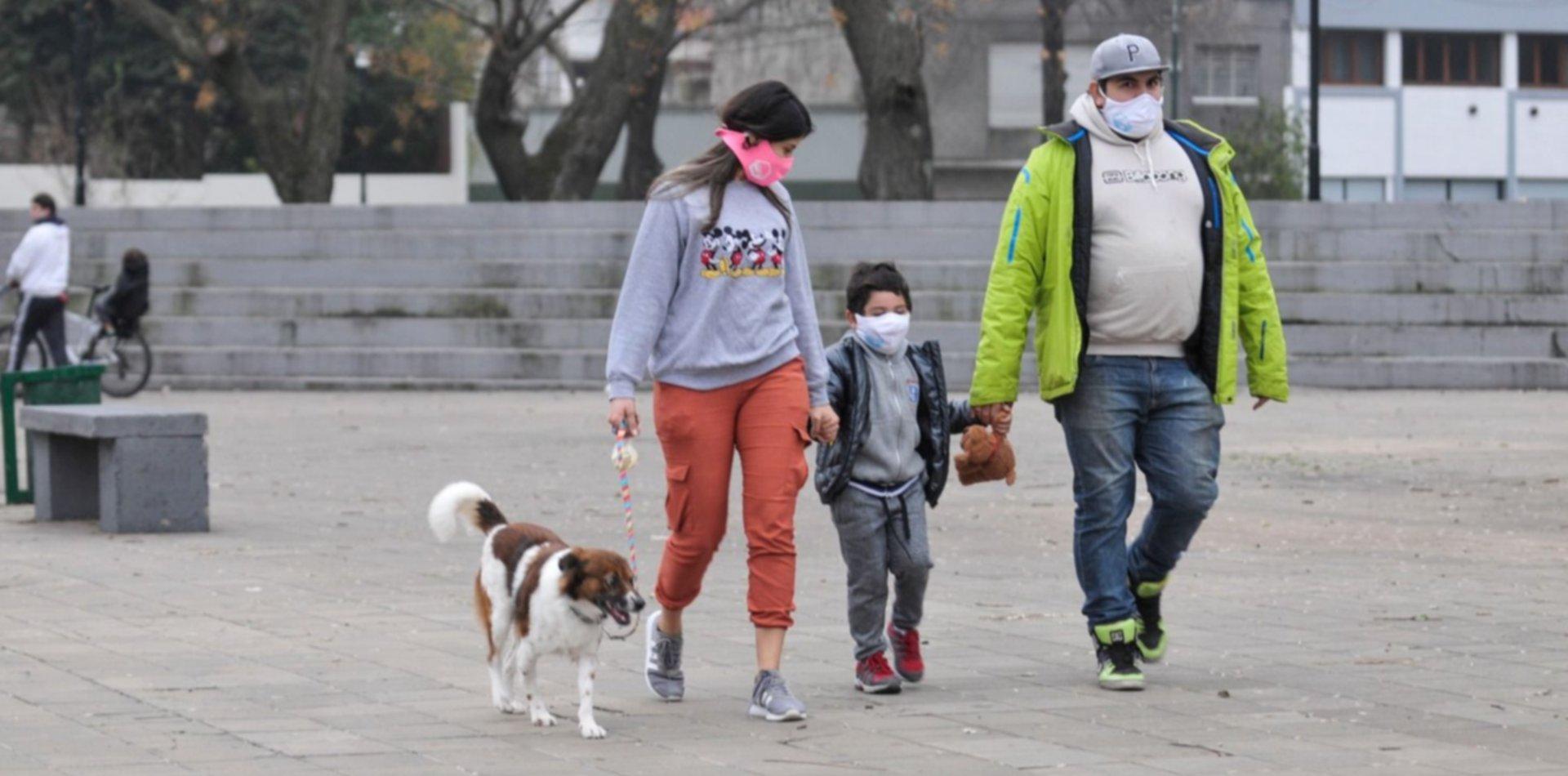 La Plata sumó seis víctimas fatales y superó la barrera de las 600 muertes por coronavirus