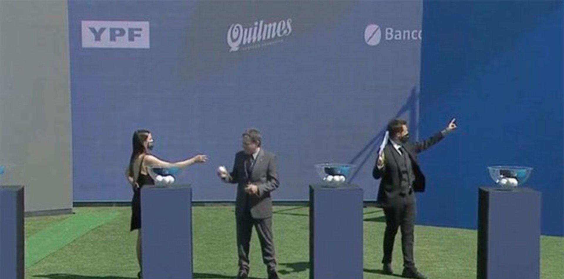 Ya están los grupos de la Copa Liga Profesional: ¿Con quiénes juegan el Pincha y el Lobo?