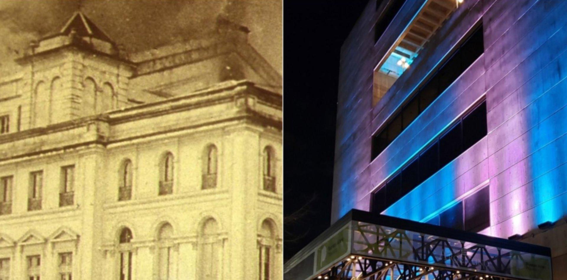 """""""La épica de artistas y trabajadores"""": mensaje del Teatro Argentino a 43 años del incendio"""