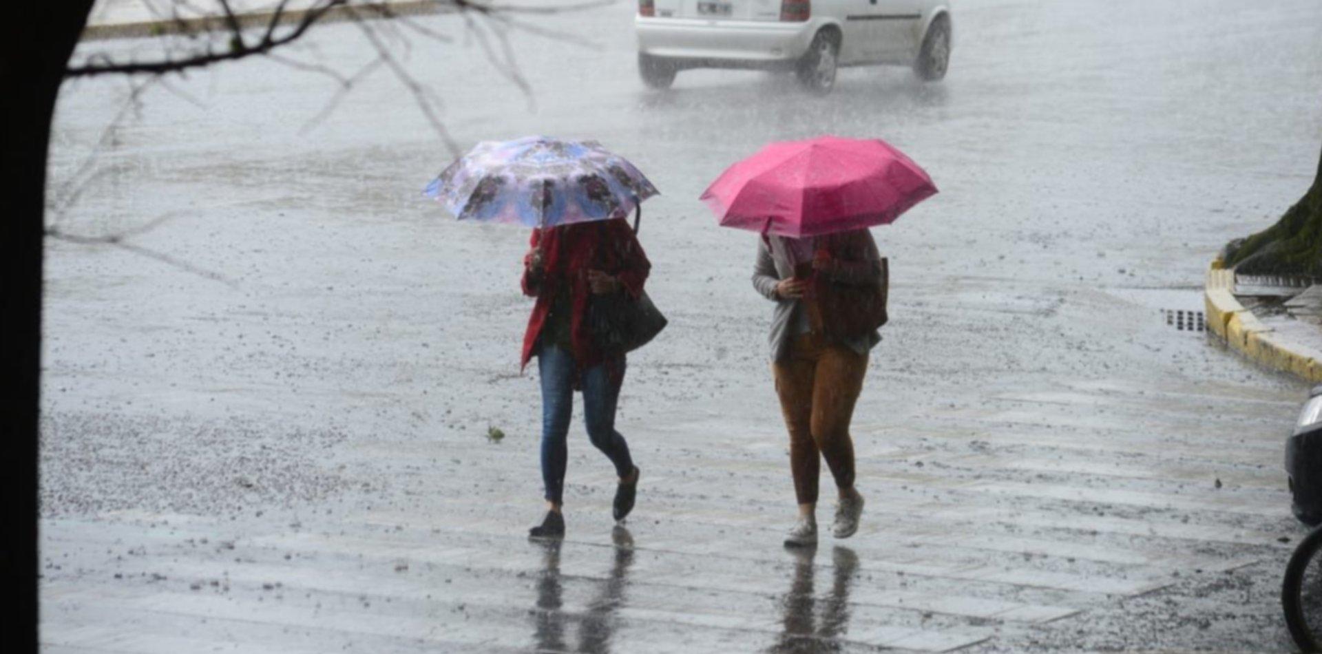 EDELAP emitió una serie de recomendaciones ante el alerta meteorológico en la región