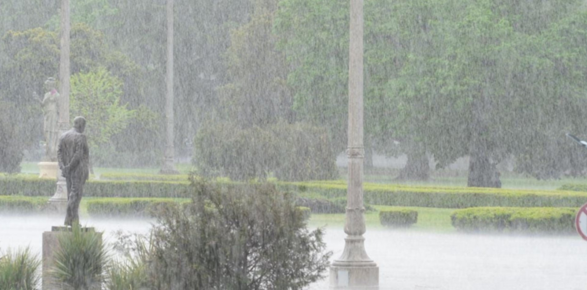Bajan las probabilidades de tormentas fuertes en La Plata