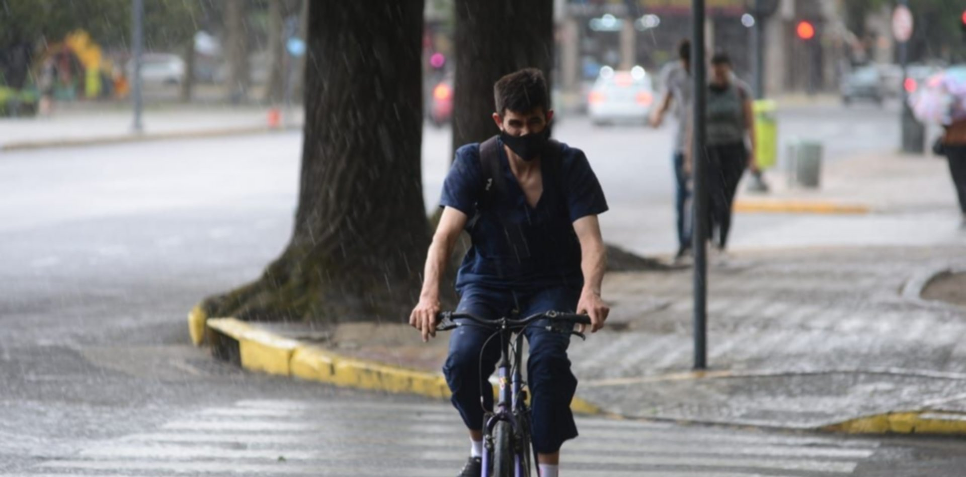 Se esperan tormentas para este sábado en La Plata