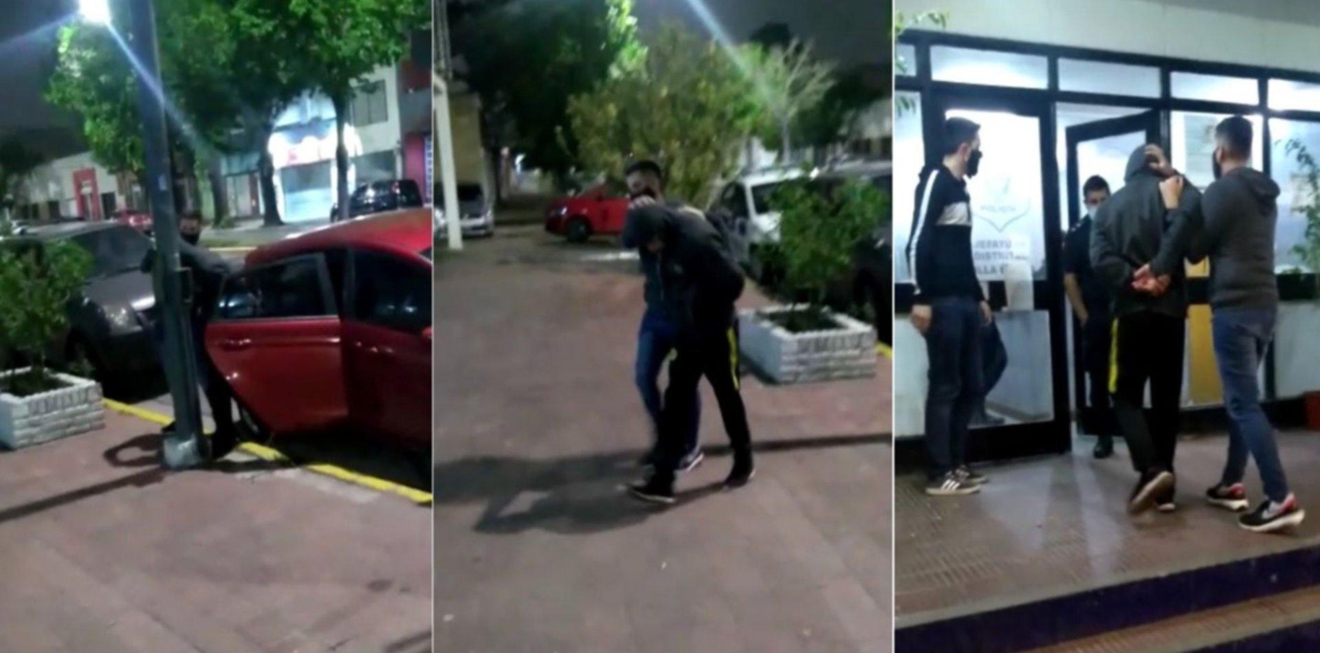 Así detuvieron al acusado del crimen que sacudió a La Plata