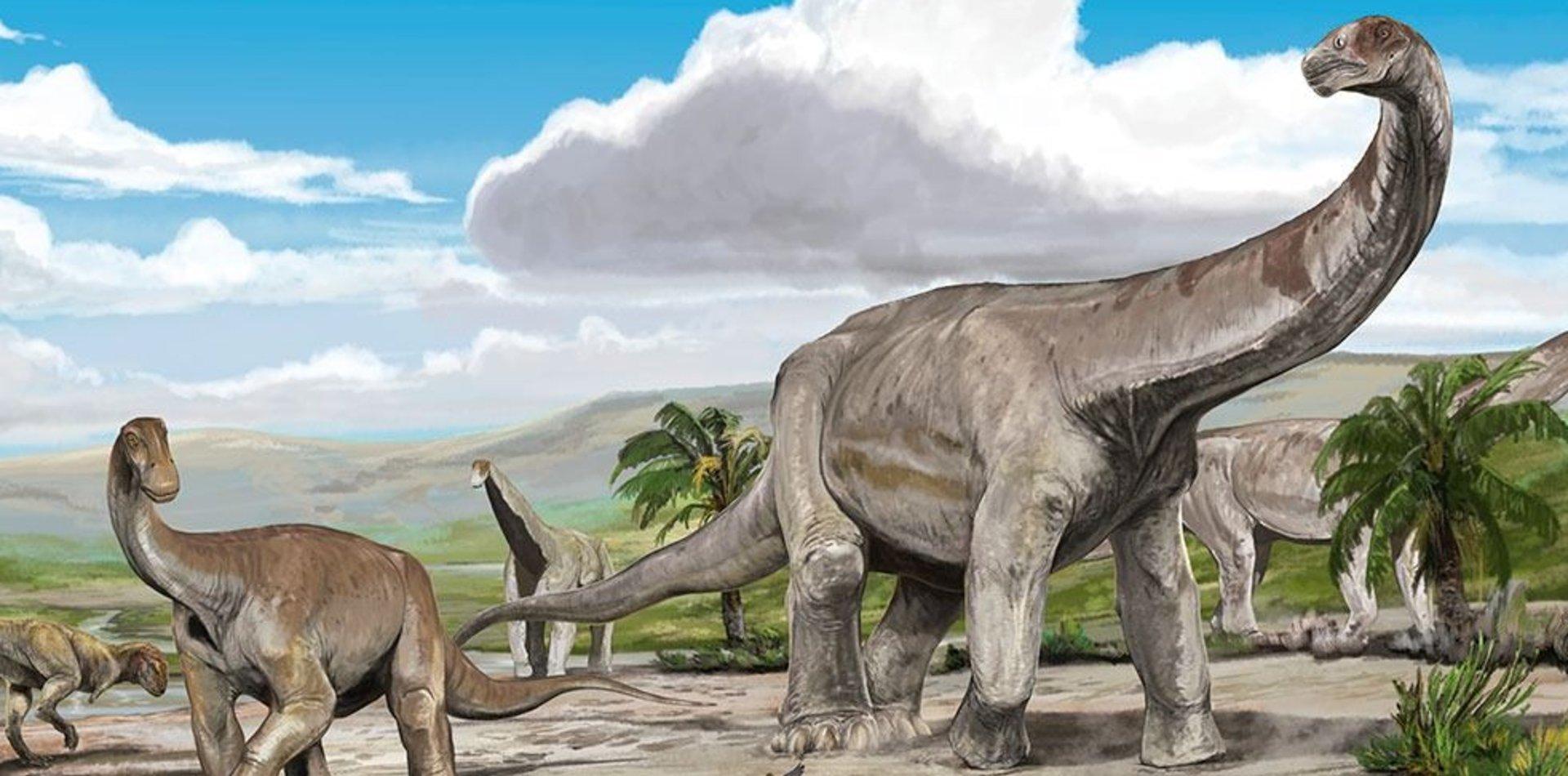 De la UNLP a La Rioja, el paleontólogo que halló y le puso nombre a dos nuevos dinosaurios