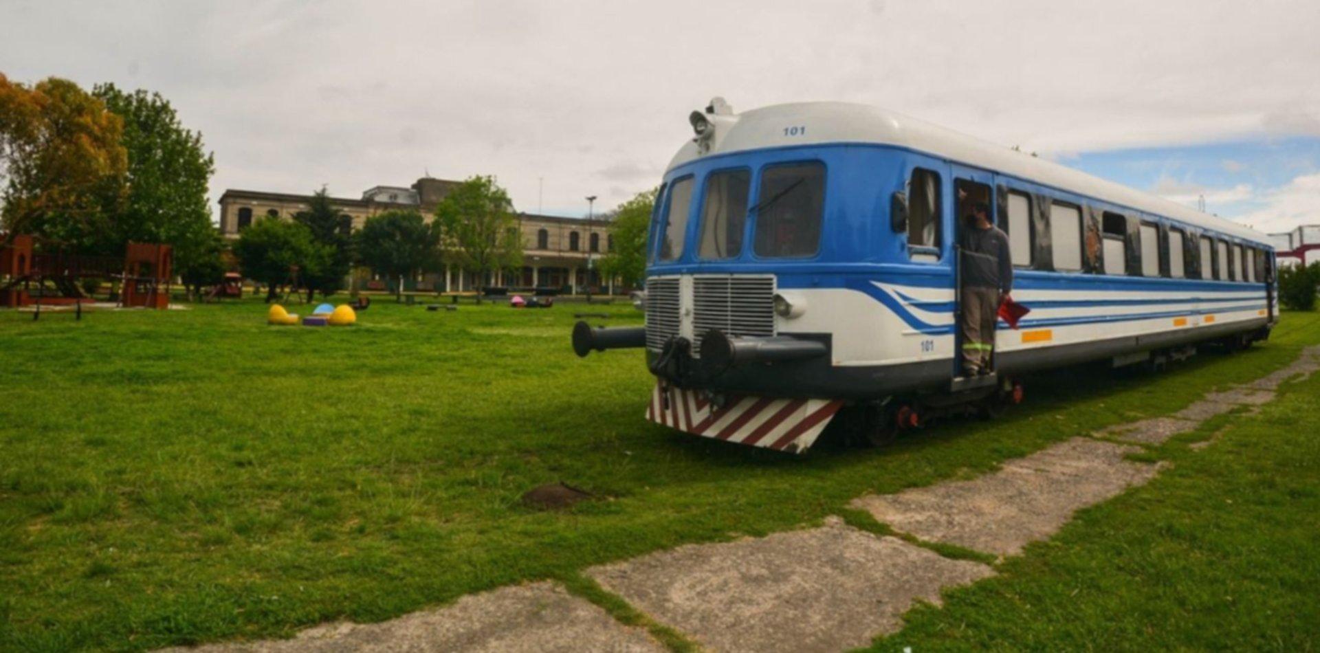 ¿Cómo es el proyecto de extensión del recorrido del Tren Universitario?