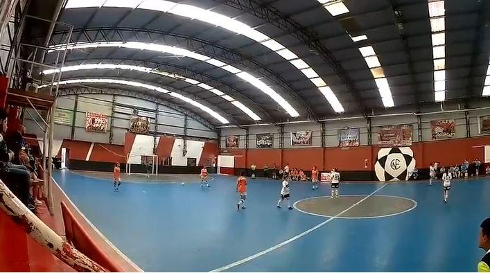 Banfield tomó una histórica decisión con el equipo de Futsal que enfrentó a Gimnasia