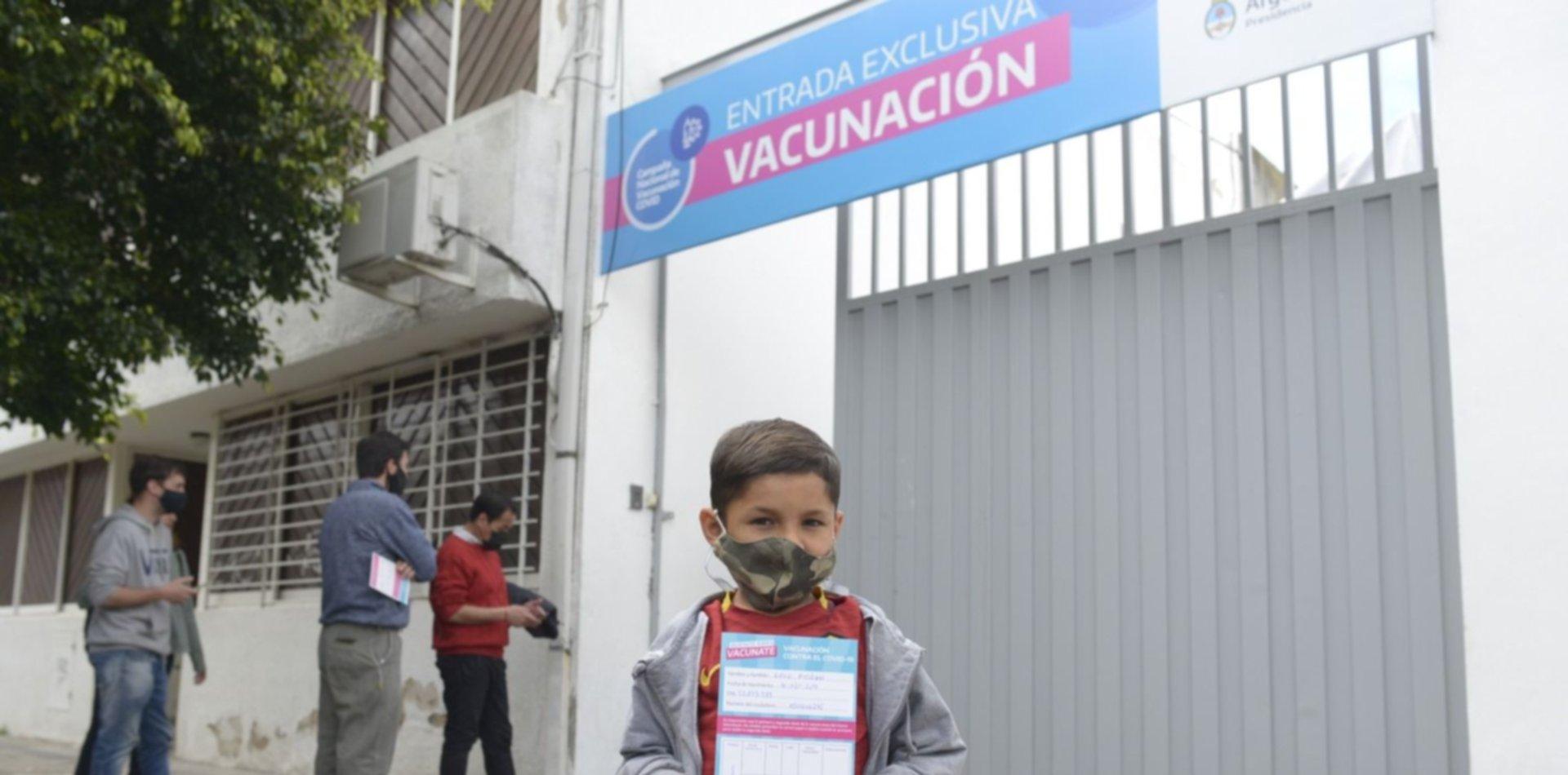 """Un directivo del Garrahan dijo que vacunación pediátrica """"permite la inmunidad de rebaño"""""""