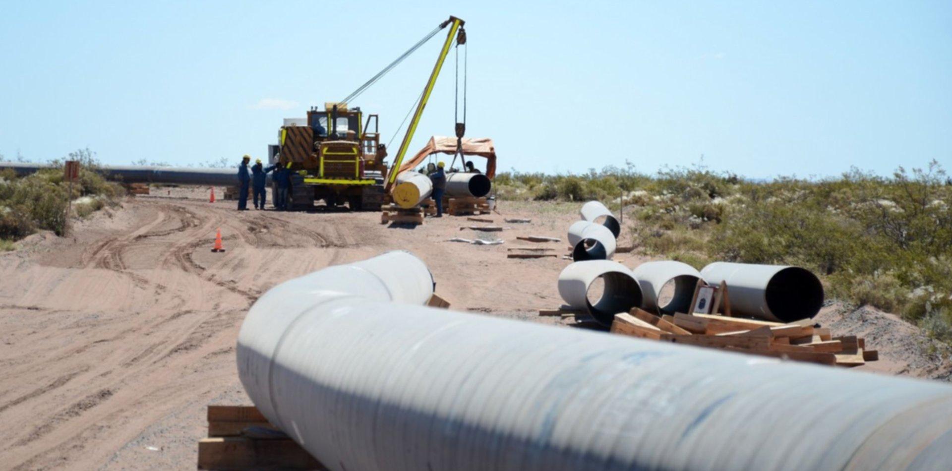 El Gobierno construirá el gasoducto Néstor Kirchner para abastecer al norte argentino