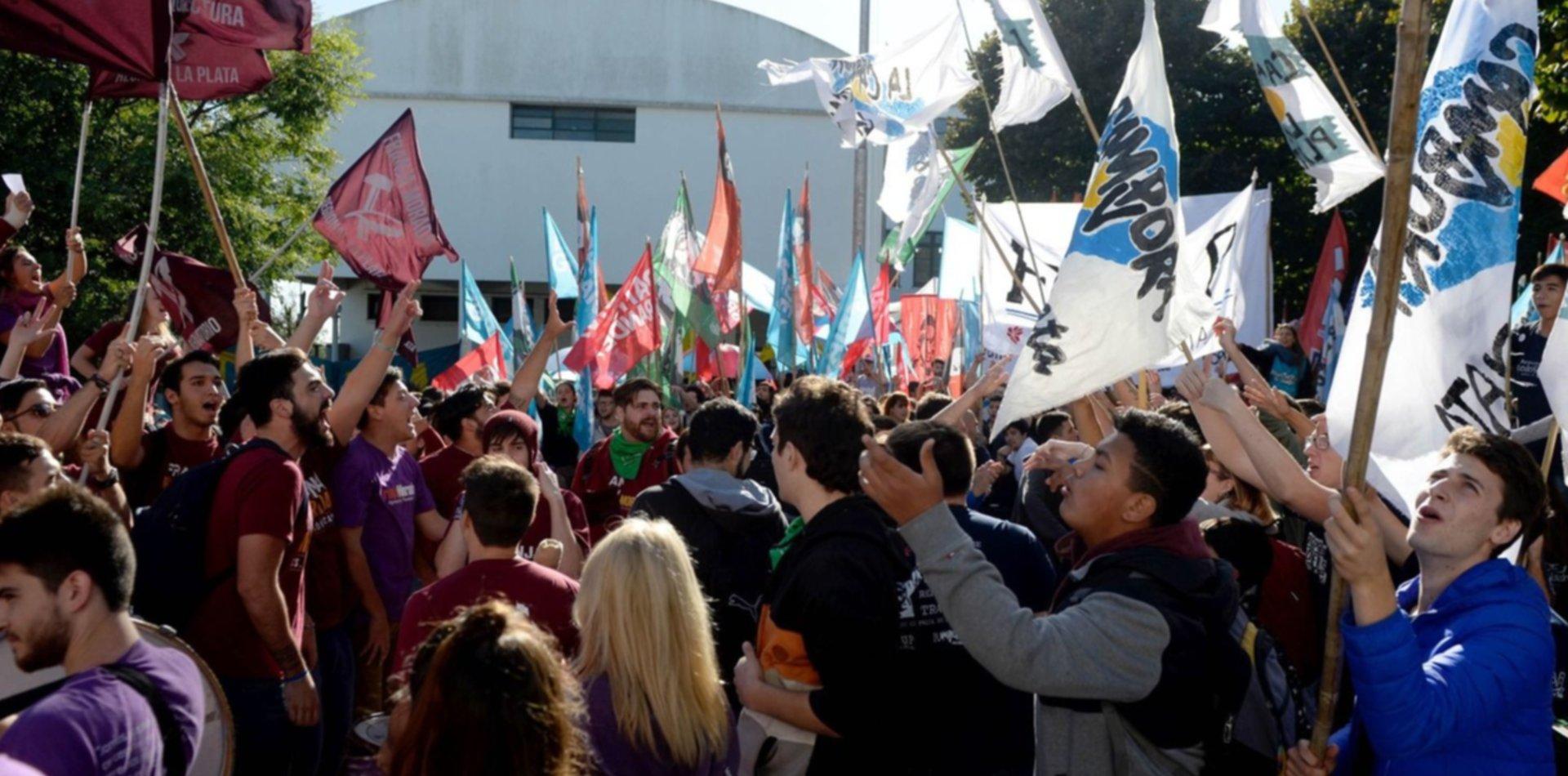 Cerraron las elecciones en la UNLP: todos los ganadores del nuevo mapa estudiantil