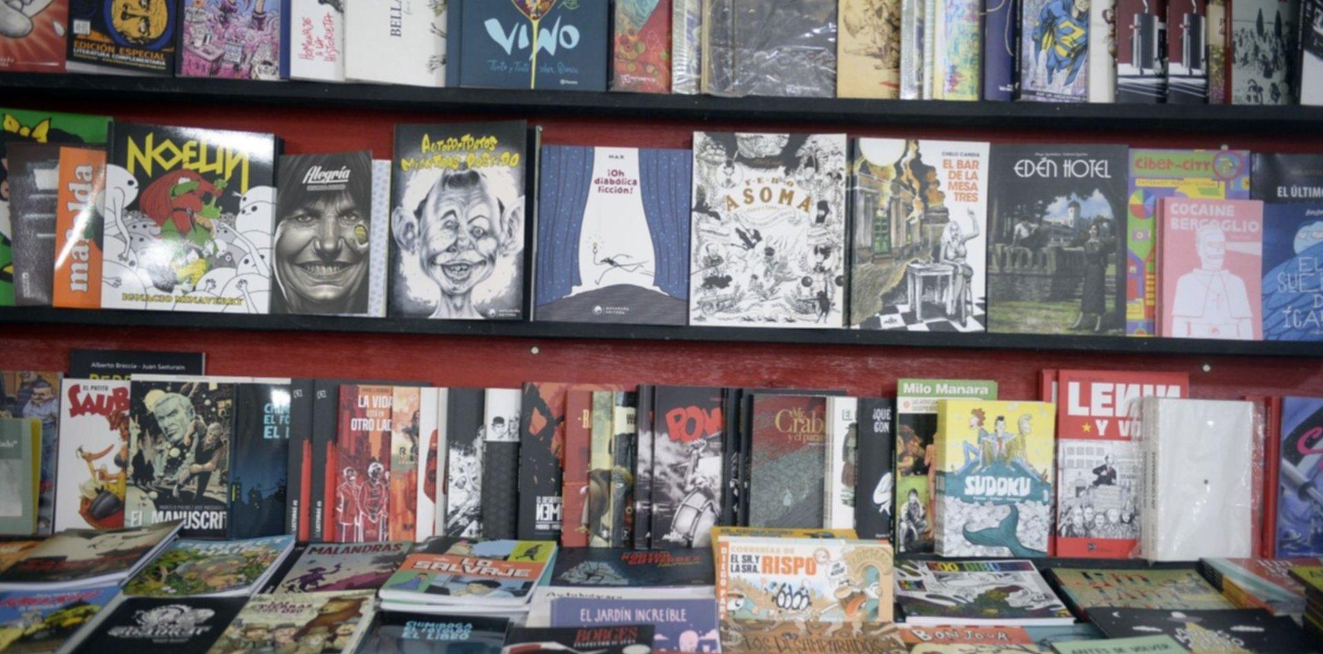 Llega La Plata Comic Crumb, el primer gran festival de historietas de la ciudad