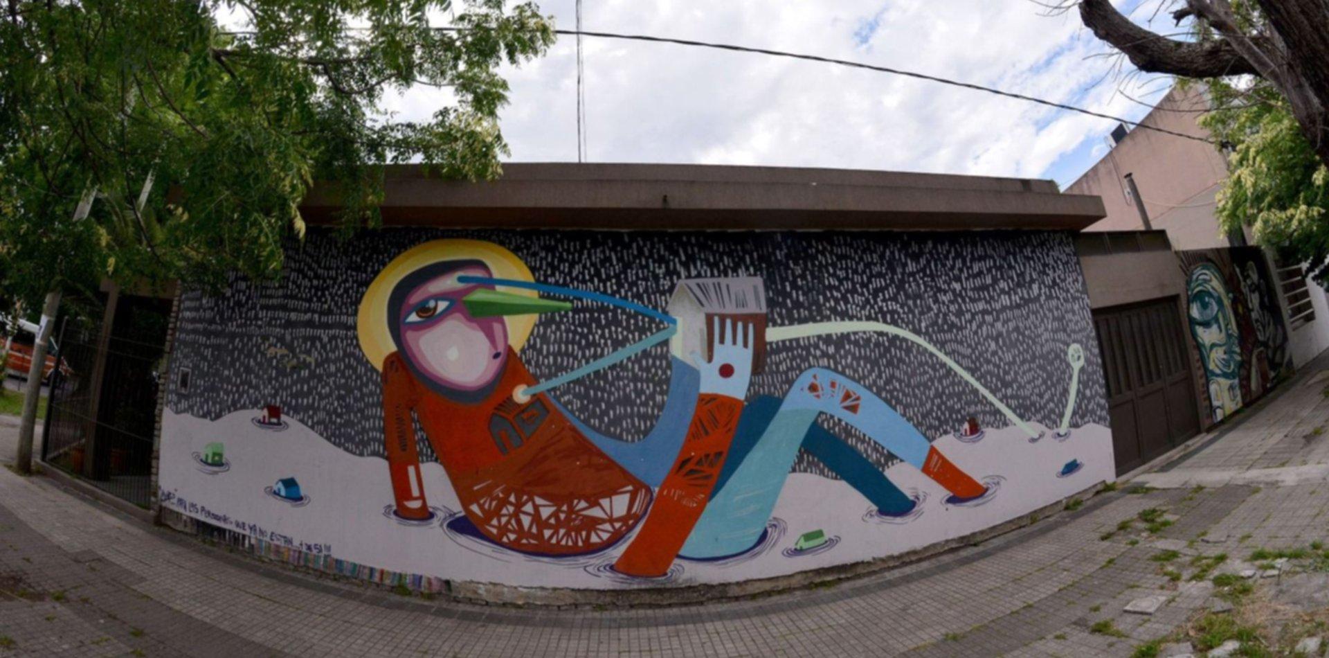 La historia que cuentan las paredes: seis simbólicos murales de la ciudad