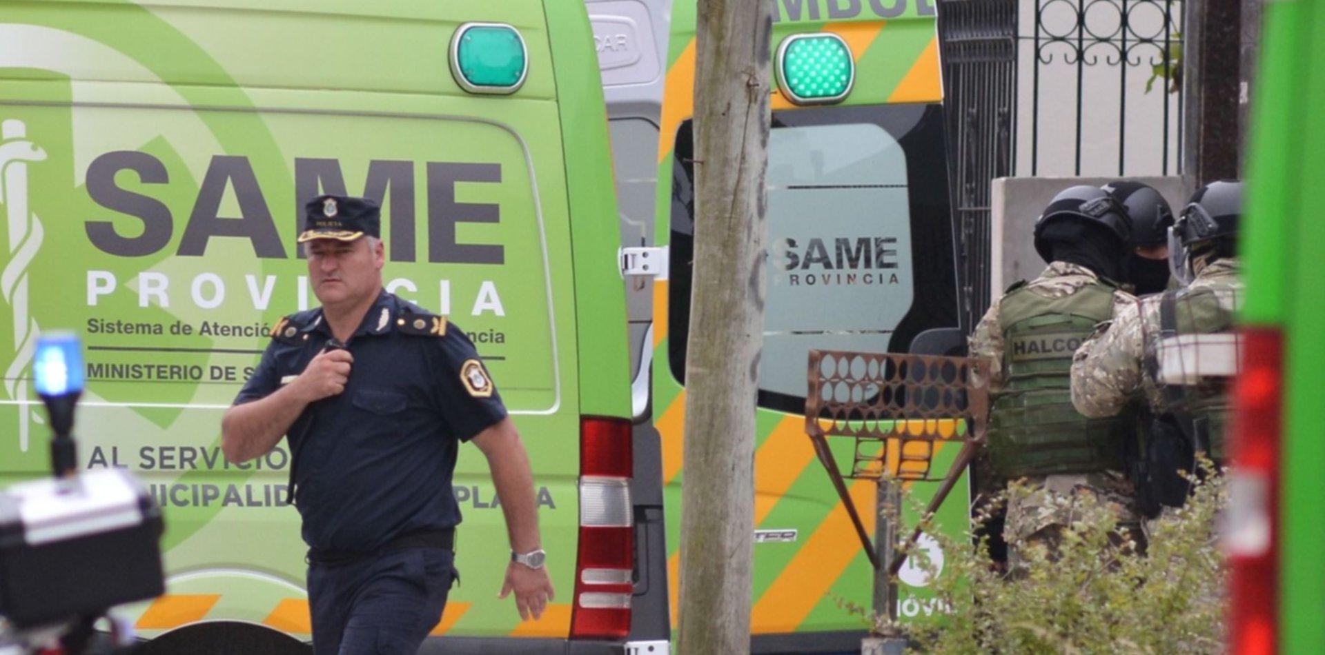 La mayoría de los homicidios registrados en el último año en La Plata fueron con armas blancas
