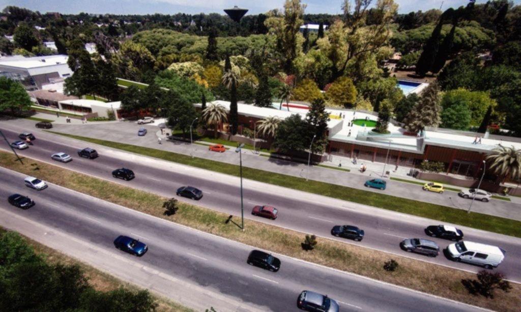 Gonnet, a un paso de tener un nuevo centro comercial sobre el Centenario