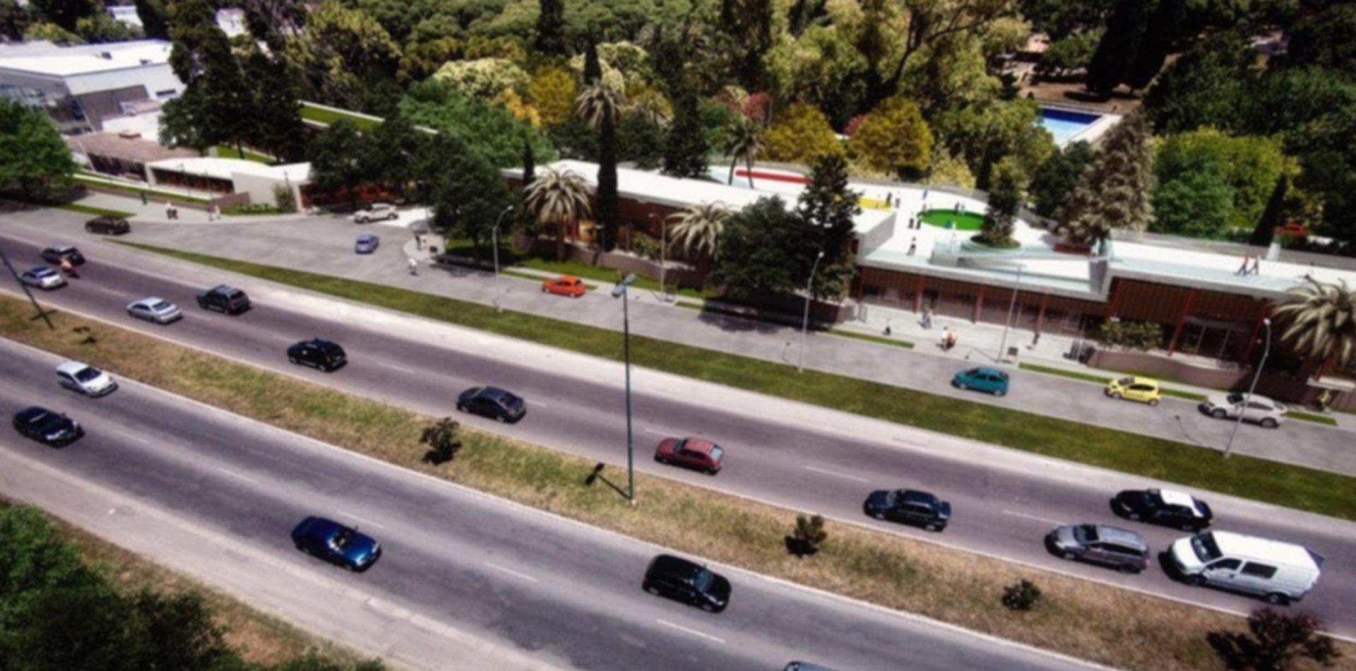 Gonnet, a un paso de tener un mega centro comercial sobre el Centenario