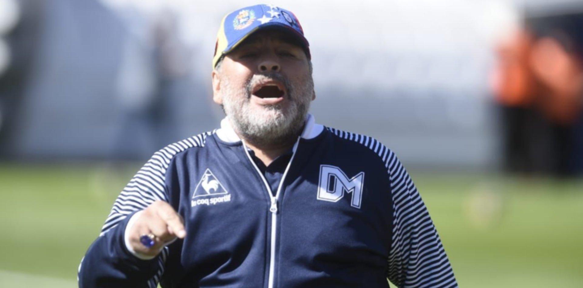 El mensaje de Diego Maradona tras la liberación de Lula Da Silva en Brasil