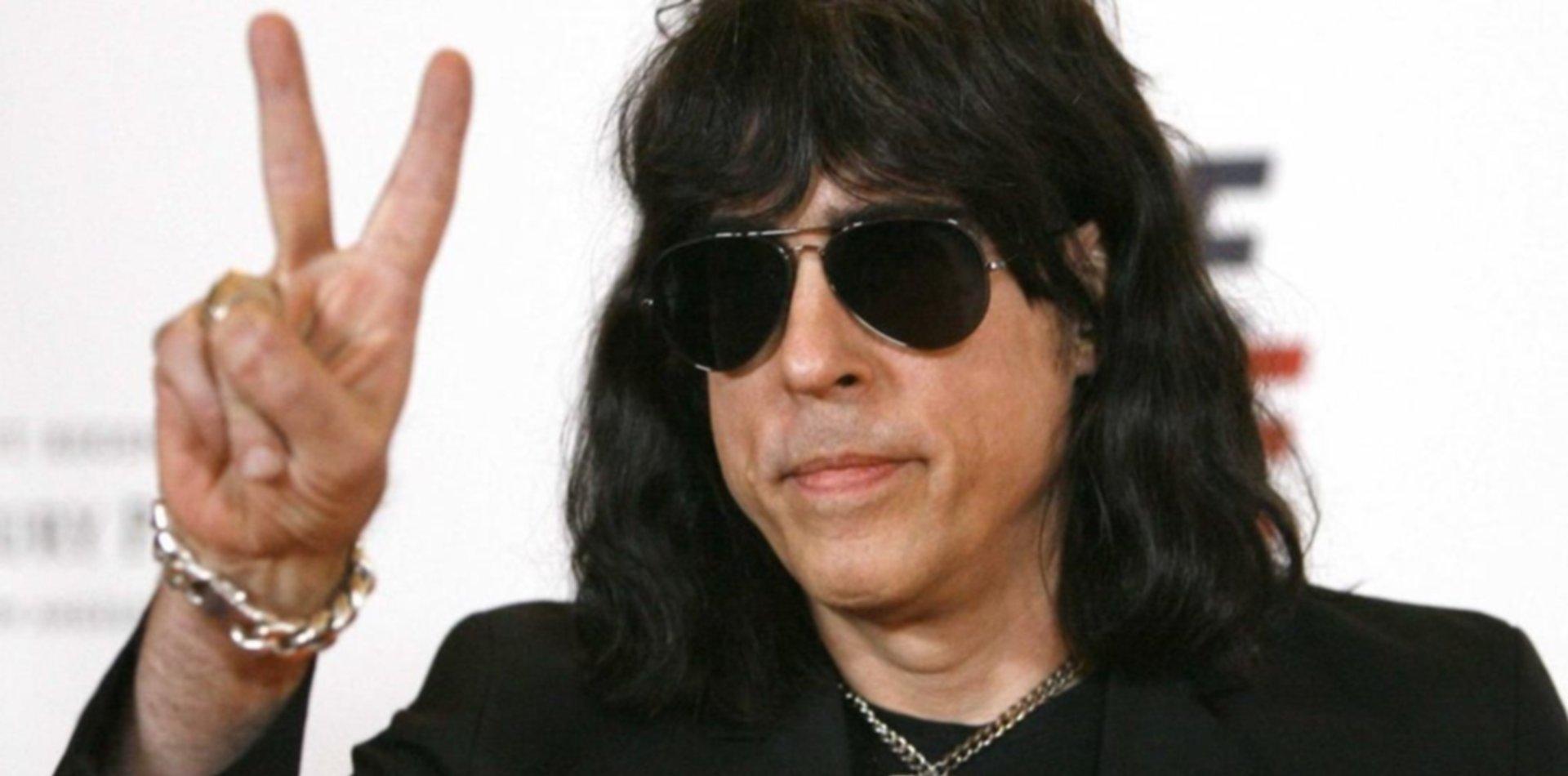 """Marky Ramone: """"El legado de los Ramones es ayudar a los jóvenes a rebelarse y a decir su verdad"""""""