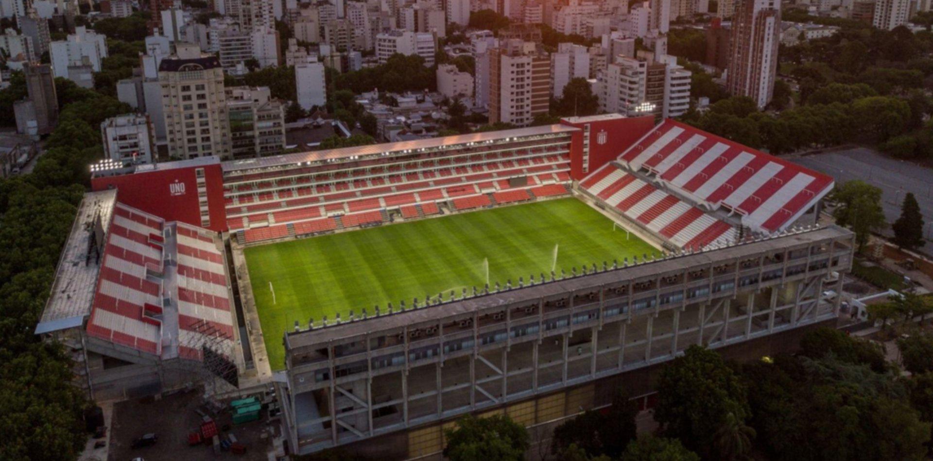 Alertan por un falso sorteo para hacer visitas guiadas al nuevo estadio de Estudiantes
