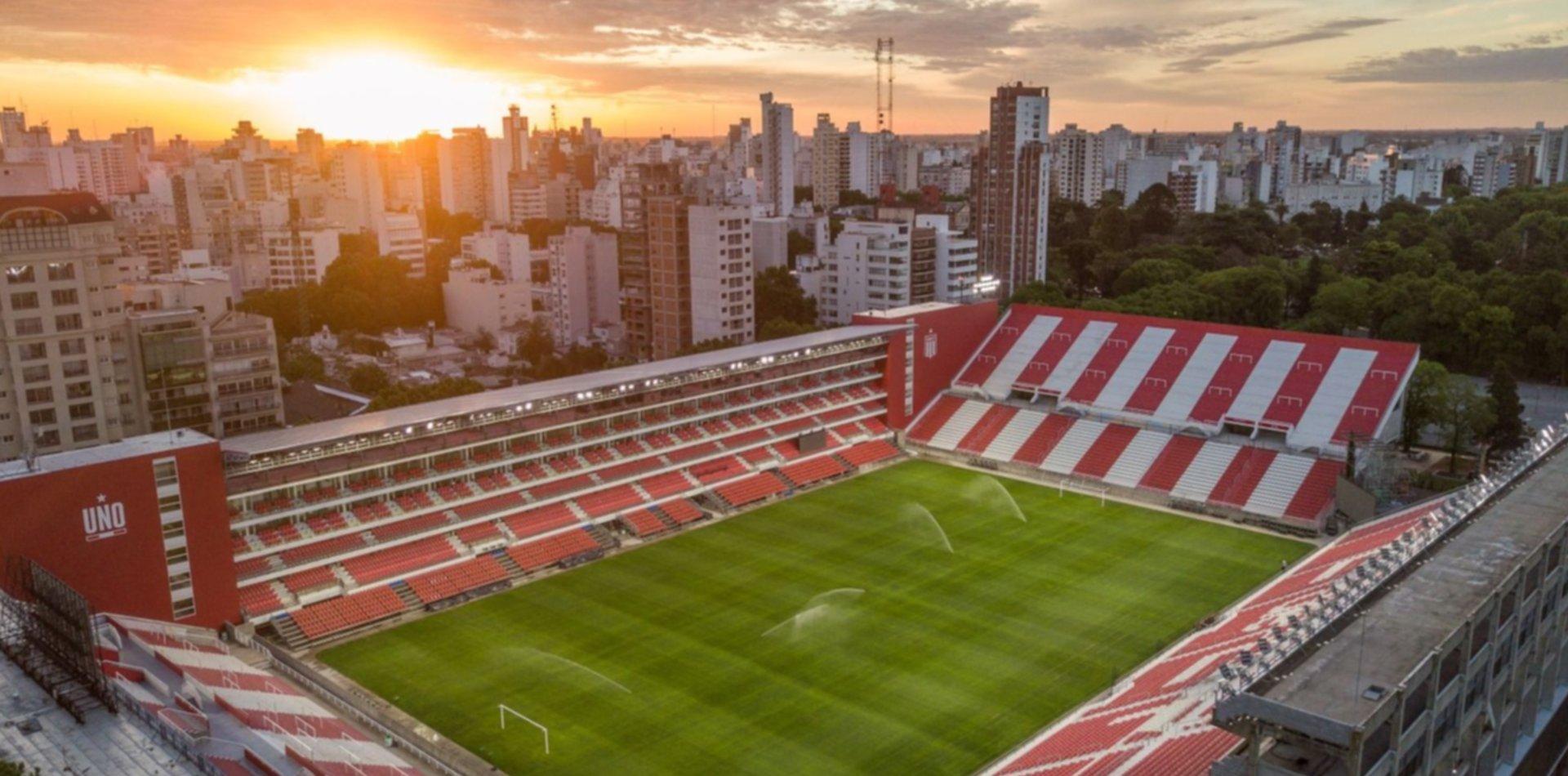 UNO, entre los diez mejores estadios del mundo inaugurados en 2019