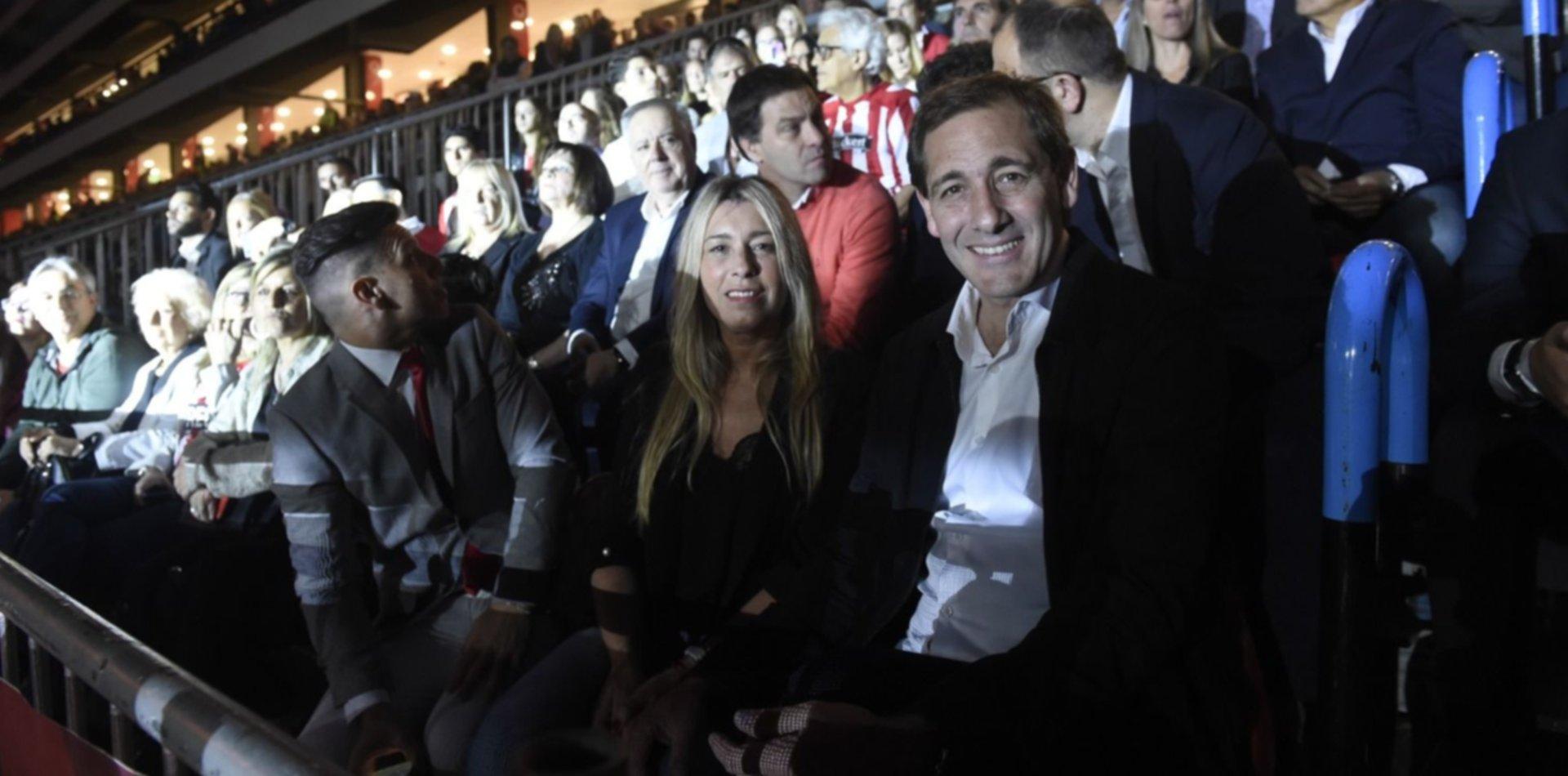 """Garro se sumó al festejo pincha: """"Es una oportunidad para mostrarle la ciudad al mundo"""""""