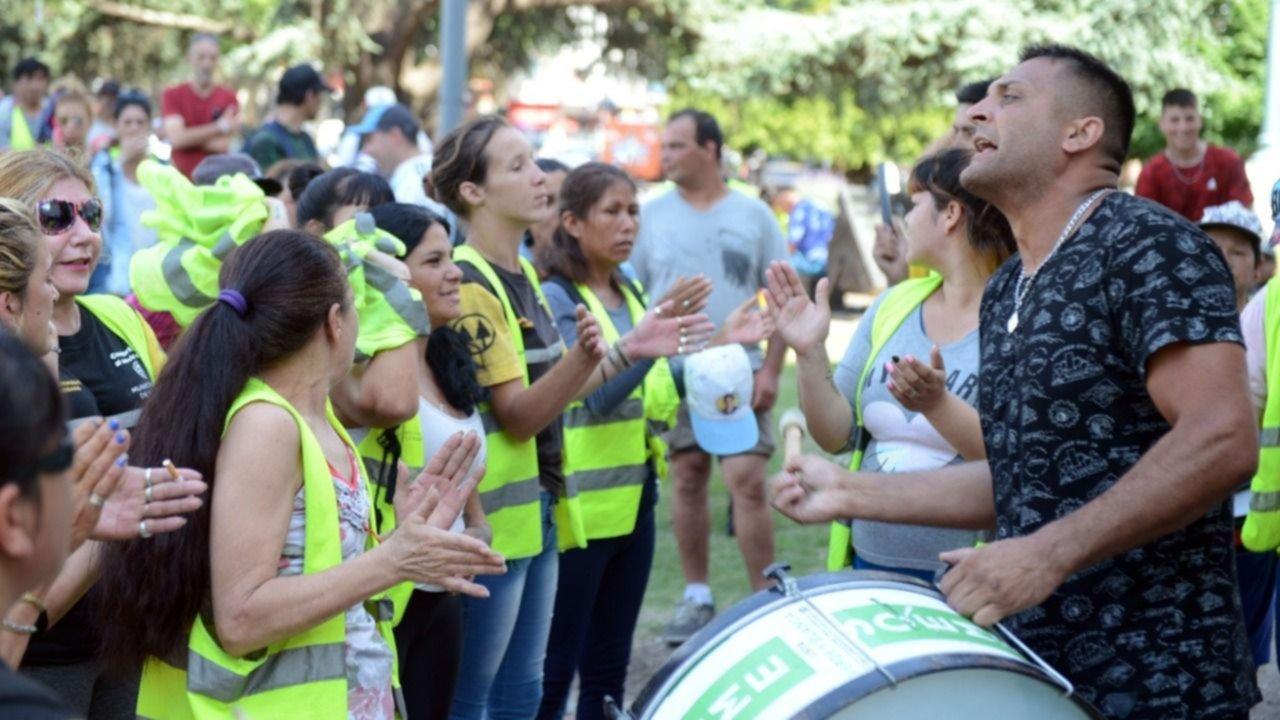 Otra vez caos en las calles de la ciudad por protestas en distintos puntos