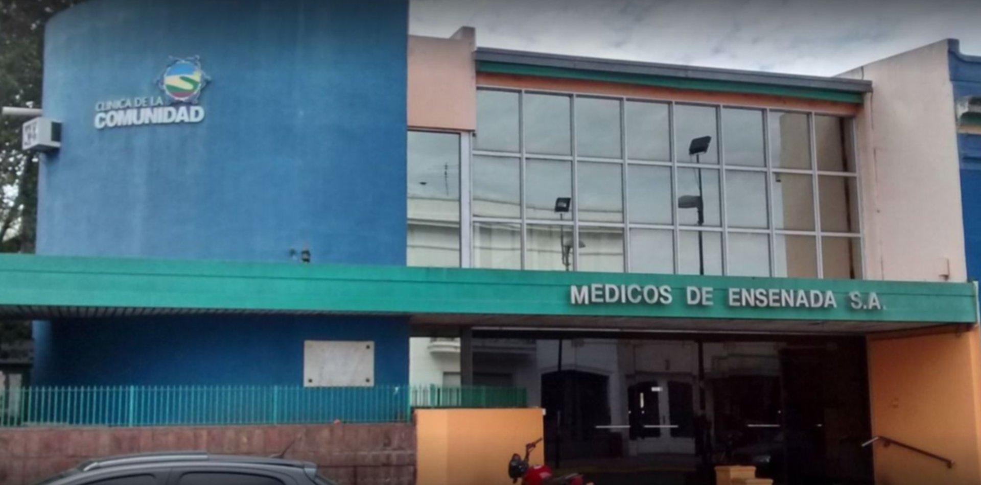 Furia vecinal y protesta en el hospital de Ensenada: familiares piden justicia