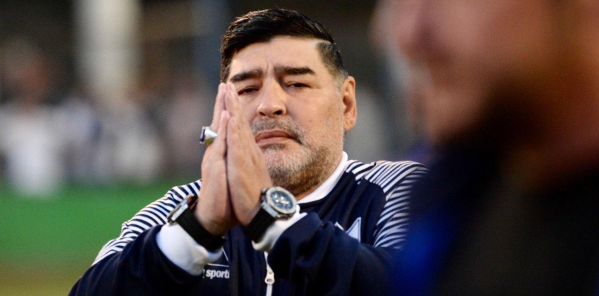 La Justicia platense definió quiénes son, por ahora, los herederos de Diego Maradona