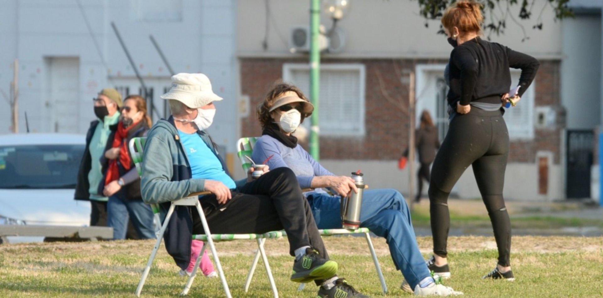 Mañana fresca y tarde de calor: así va estar el clima en La Plata