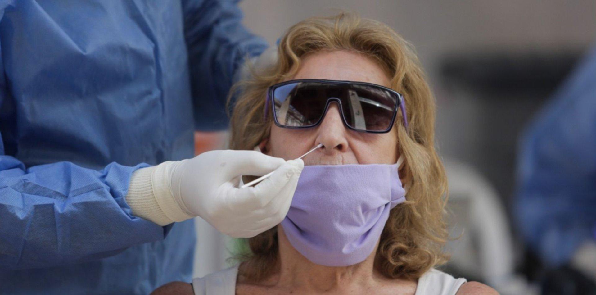 Aprobaron el primer test rápido para detectar el coronavirus en casa