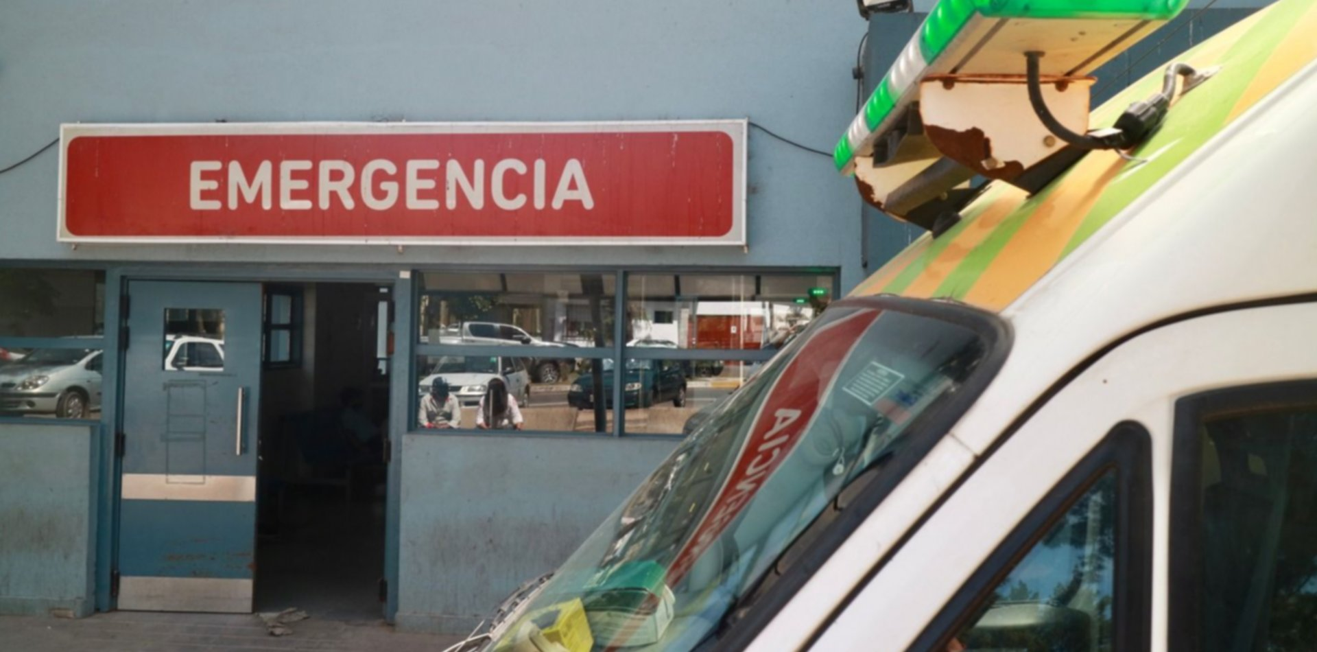 Hay paro en todos los hospitales y centros de salud de la provincia