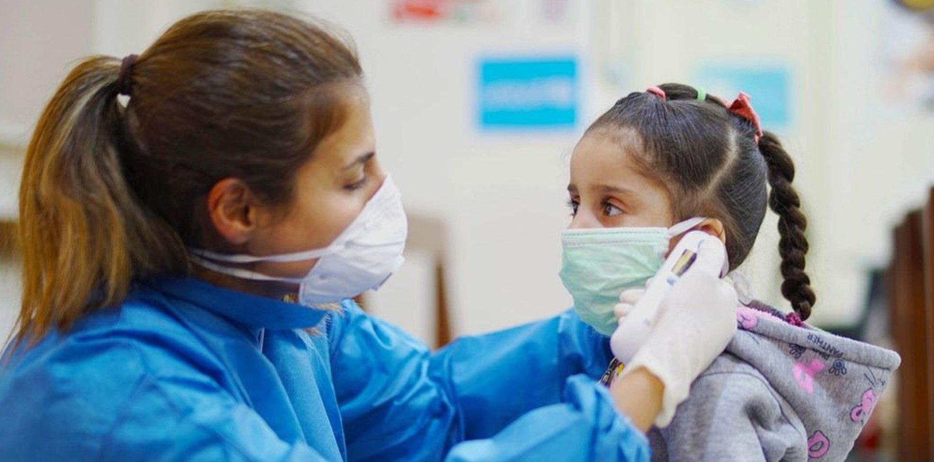 Durante la pandemia murieron 69 chicos y se contagiaron 8.080 con coronavirus en Argentina