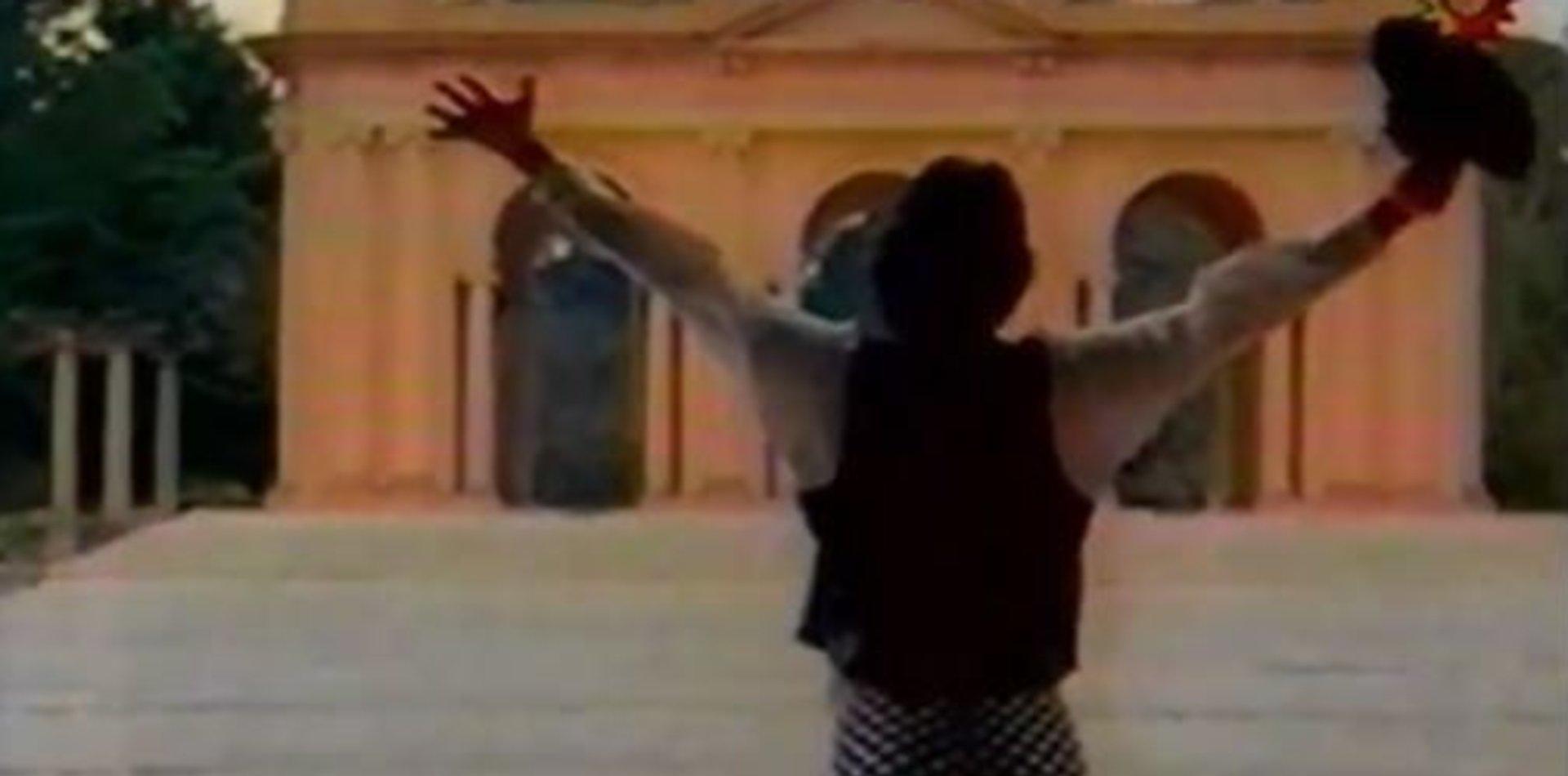 VIDEO: El recuerdo de la publicidad de Araceli González en el Teatro del Lago