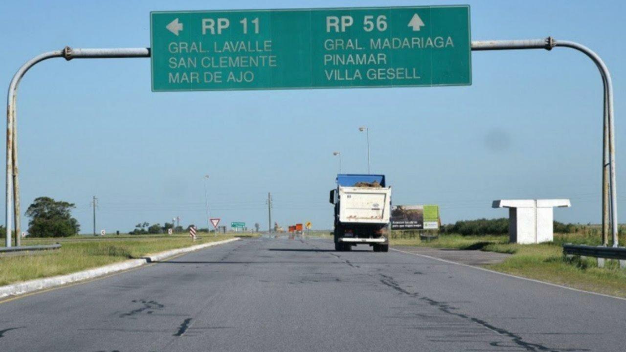 Dos jóvenes platenses murieron en un trágico accidente en la ruta 56 rumbo a Pinamar