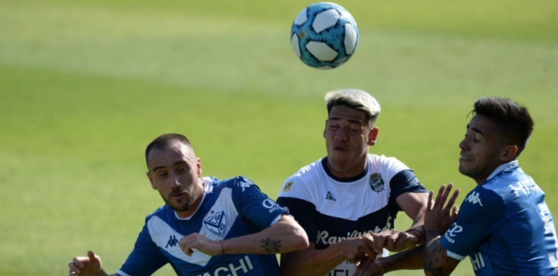 El partido de Gimnasia contra Vélez se pasó para el sábado