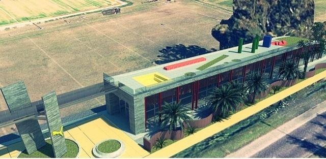 Universitario tiene luz verde para avanzar con su centro comercial en Gonnet