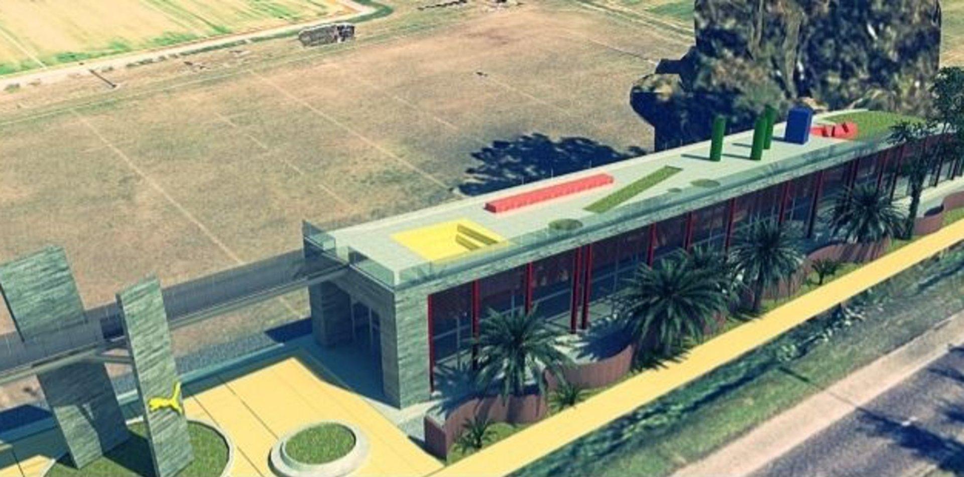 El Club Universitario tiene luz verde para avanzar con el centro comercial en Gonnet