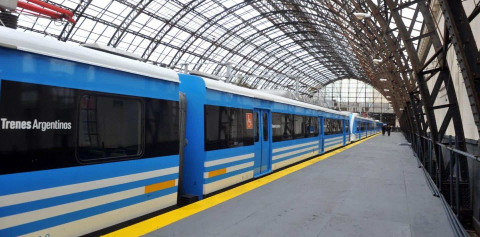 Lanzan una nueva app para los trenes argentinos: ¿para qué sirve y cómo funciona?