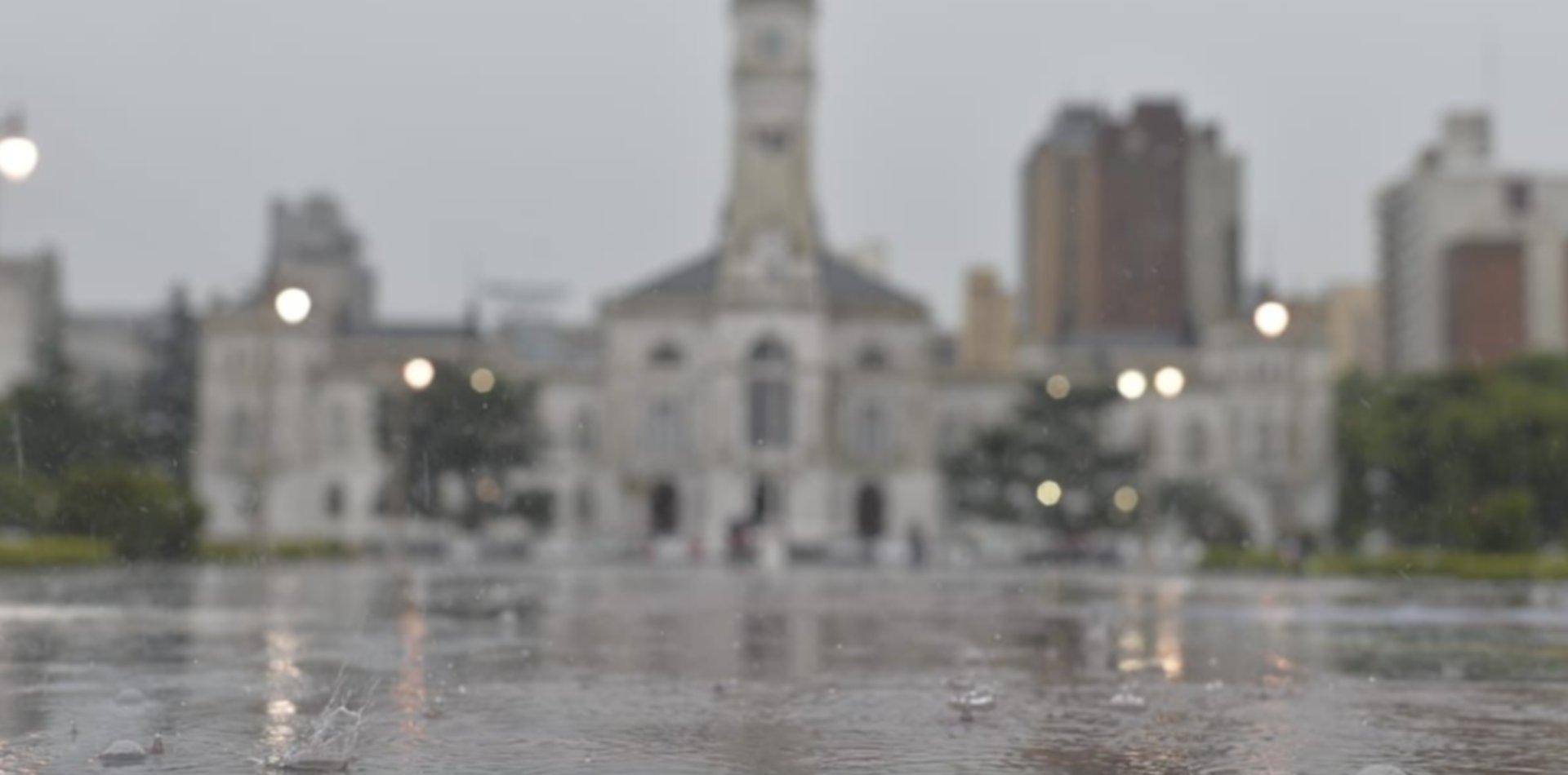 Se viene un domingo de lluvia y con descenso de la temperatura