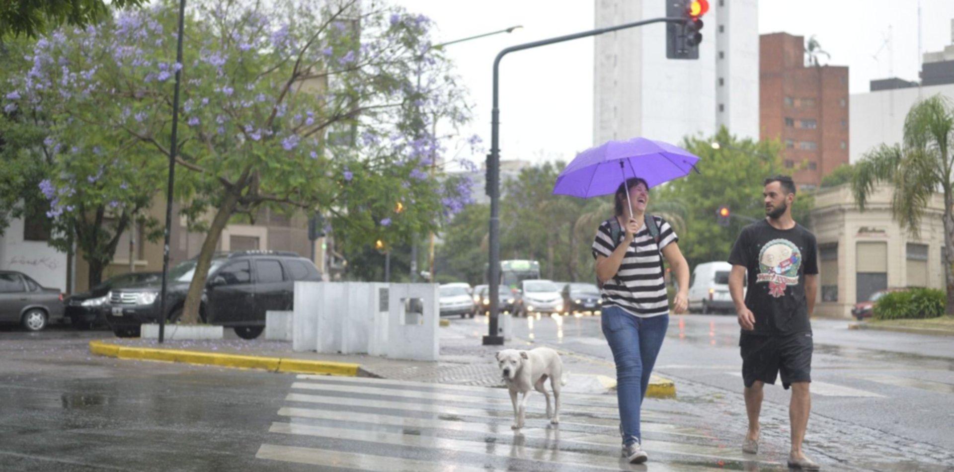 Inestable y con lluvias: así estará el clima en La Plata