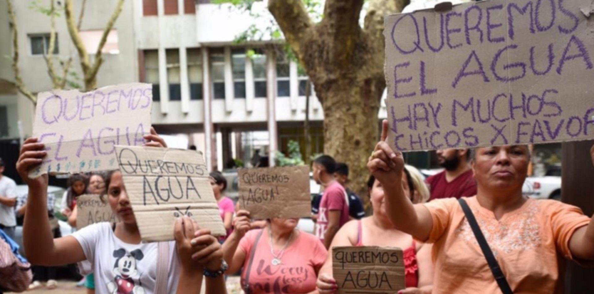 Preparan un reclamo colectivo contra ABSA con un mapa de los problemas en La Plata