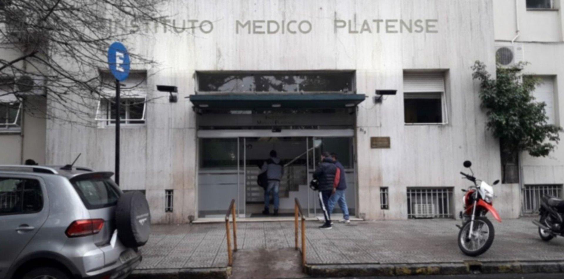 El Instituto Médico Platense lanzó una oferta laboral y busca personal  administrativo   0221