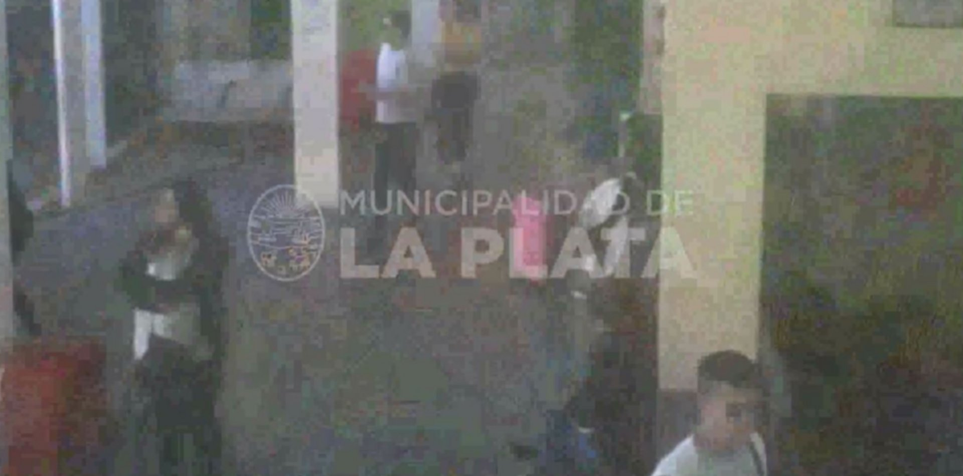 VIDEO: ¿Sandra Sepúlveda estuvo en la Terminal de La Plata o no?