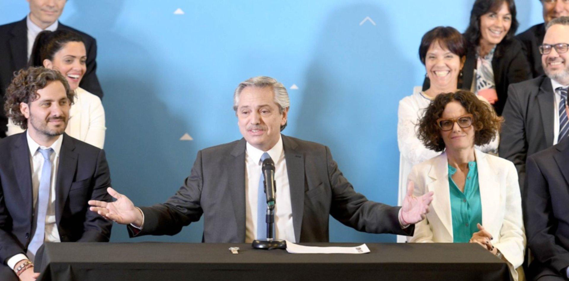 ¿Quiénes son los platenses que forman parte del nuevo gabinete que anunció Alberto Fernández?