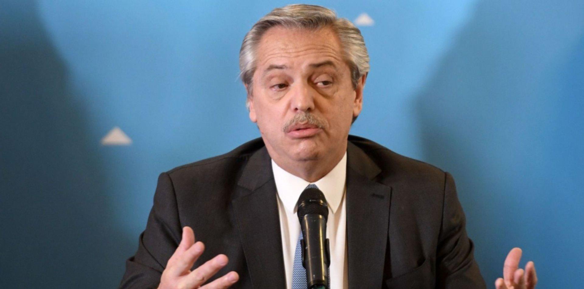 Alberto Fernández viaja a Israel en su primer viaje internacional como presidente