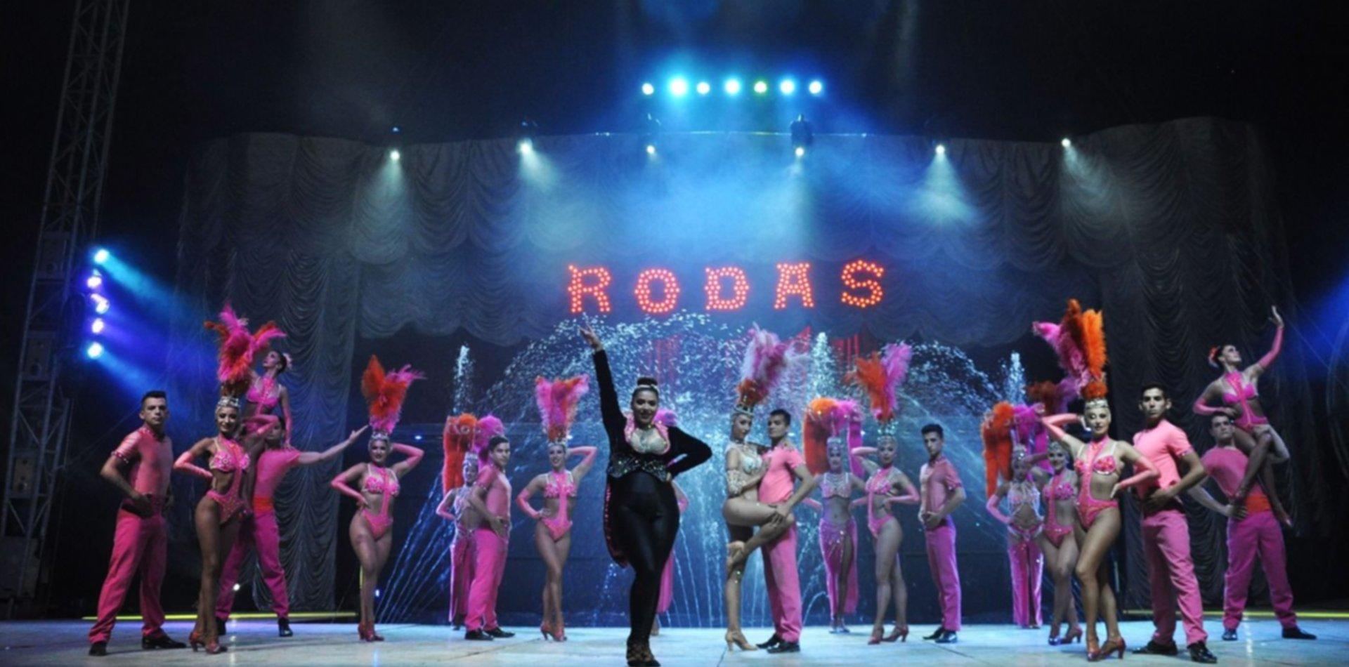 Circo Rodas,Mery Granados, Grupo Tupac, Natalie Perez y una agenda que explota