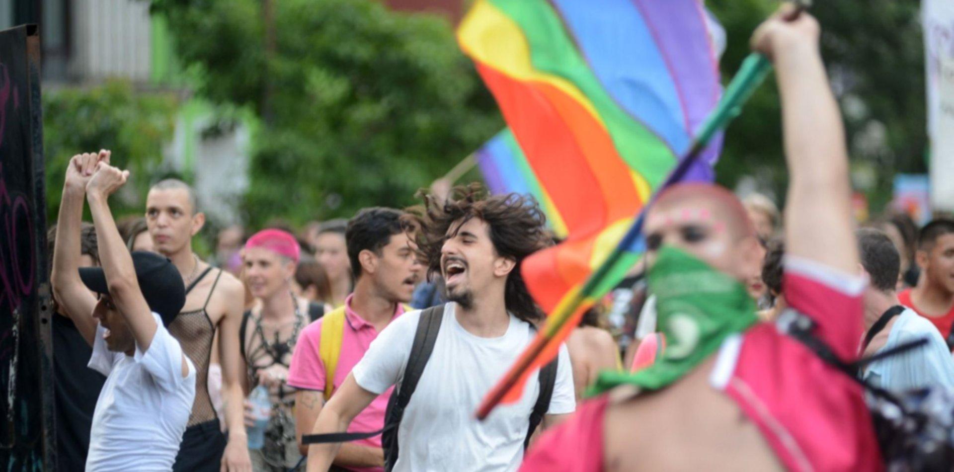 La Marcha del Orgullo Gay que se hará en las calles de La Plata ya tiene fecha   0221