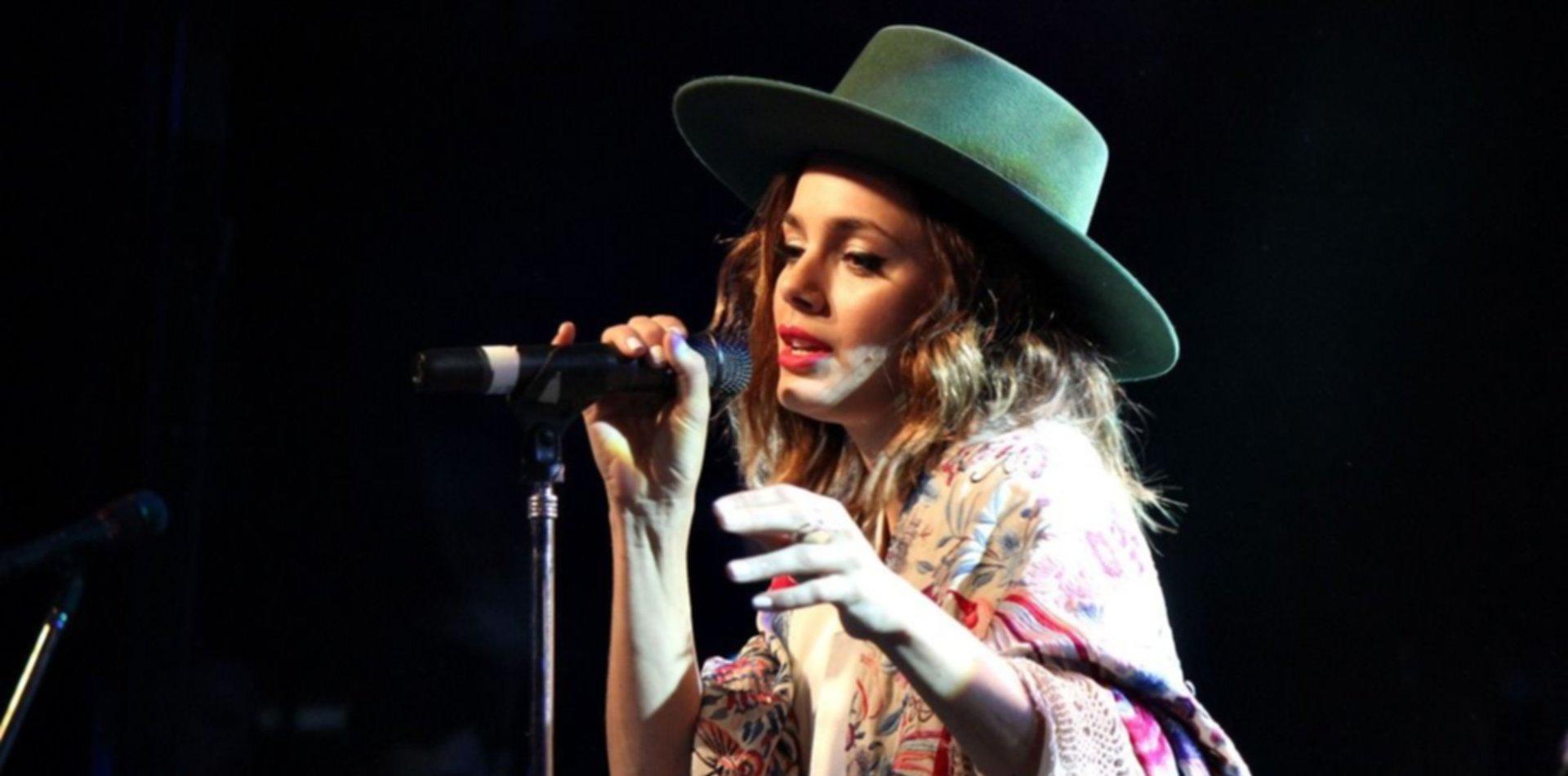"Natalie Pérez presenta en La Plata su primer disco: ""Un té de tilo por favor"""