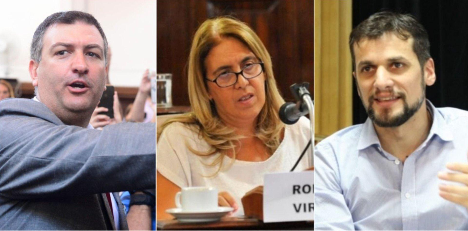 El Frente de Todos quedó dividido en tres bloques en el Concejo Deliberante