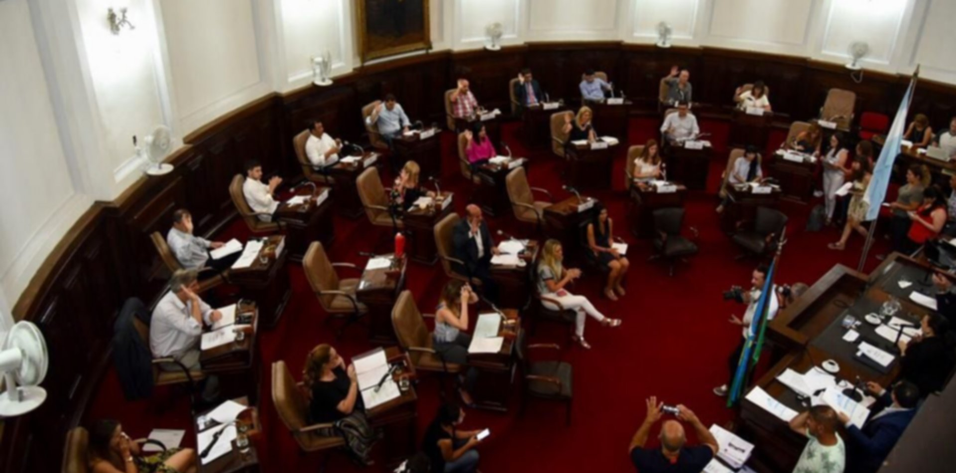 ¿Quiénes son los concejales que presidirán las 12 comisiones del Concejo Deliberante?
