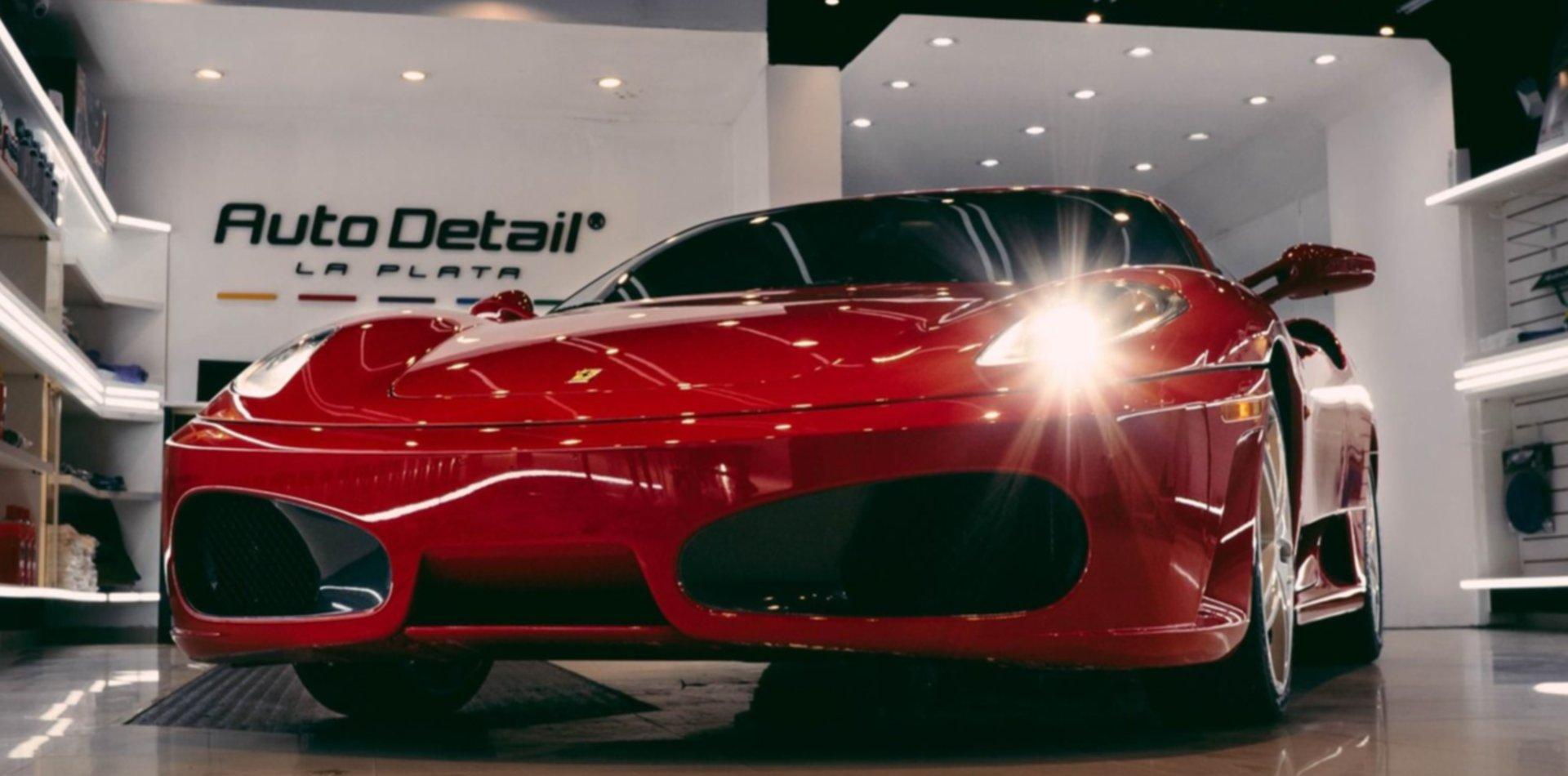 De plomo de Soda Stereo a crear la empresa más importante de estética para autos del país