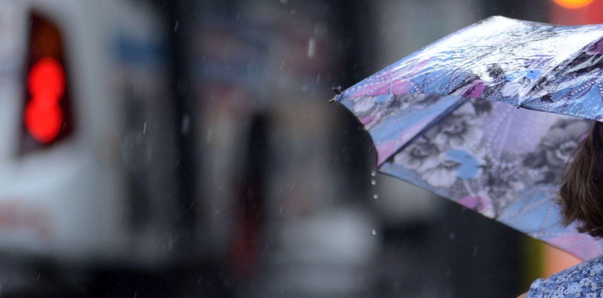 Alerta en La Plata por tormentas fuertes y ráfagas de viento
